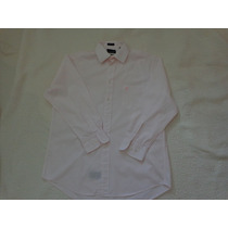 Camisa Social Brooksfield 34/35 Listradinha