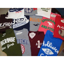 Camisas Abercrombie, Hollister, Aeropostale Importado Usa