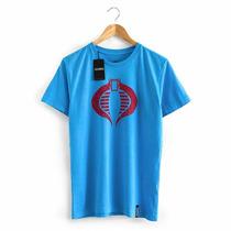 Studio Geek - Camiseta Vintage Cobra G.i. Joe