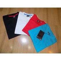 Camiseta Lee Original Básica Masculina Tam: P, M, G, Gg.