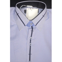 Camisa Social Masculina Infantil 4 5 Anos Brinde Gravatinha