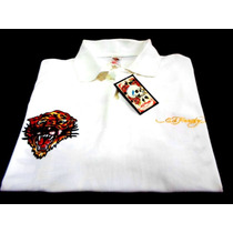 Camisa Polo - Ed Hardy - By Christian Audigier Original
