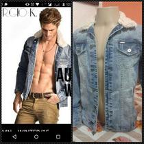 Blusa Sergio K Sergiok Jaqueta Jeans