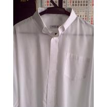 Camisa Branca Masculina Breda Uomo Tam 4 Tipo Exportação