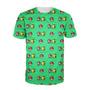 Camisa Geek Pokemon Camiseta Pixel Pikachu Jogo Gameboy Gba