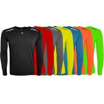 Camisa Térmica Fator Ultra Proteção Solar Uv50 Kanxa 6248