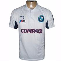 Camisa Pólo Bmw Williams