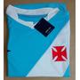 Camisa Vasco Goleiro Azul Bebe Mod. Suporte + Frete Gratis