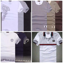 Camisas Gucci , Versace , Louis Vuitton , Originais Frete