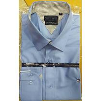 Camisa Social Tommy Helfinger .lançamento