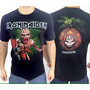 Camisa Masculina Iron Maiden - The Book Of Souls Ii *oficial