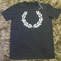 Camiseta Fred Perry Original Sergio K Polo Burberry Reserva