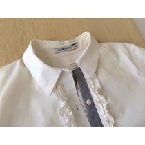 Camisa Branca Gregory Feminina
