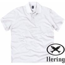 Camisa Pollo Hering Original. Varias Cores