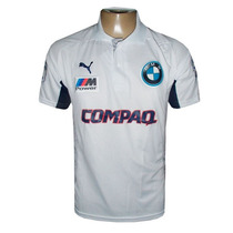 Camisa Polo Williams Compaq F1