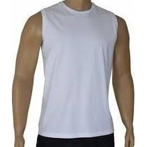 Camiseta Regata Sublimação 100% Poliéster Atacado - 10 Unid