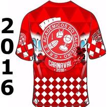 Salgueiro 2016 - Camisas Carnaval 2016