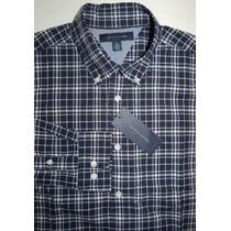 Camisa Social Tommy Hilfiger: Tamanho M Original Promoção