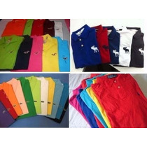 Camisa Camiseta Polo Hollister - Ralph Lauren - Tommy - Nike
