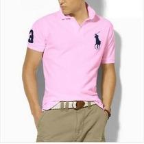 Camisa Gola Polo Ralph Lauren Promoção Tamanhos Xxg , Xxgg,