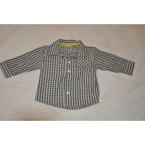 Camisa Bebe - Carters - Original! 6meses - Usada Apenas 1x