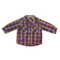 Camisa Manga Longa Xadrez Color -tyrol