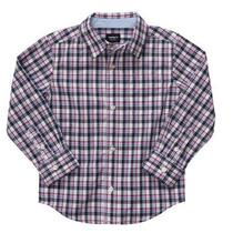 Camisa Masculina Social Xadrez Carter