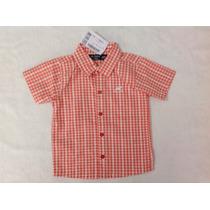 Camisa Bebe Menino Up Baby Maravilhosa Muito Barata