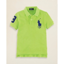 Camisa Gola Polo Ralph Lauren Bebê Original