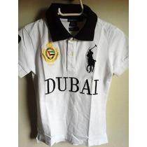 Camisa Polo Ralph Lauren Feminina Los Angeles M / Dubai P