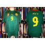 Camarões - Camisa 2012 Titular 9 # Eto