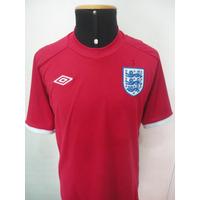 Camisa Seleção Da Inglaterra - Vermelha