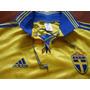 Camisa Suécia Adidas1998 1999 Estado De Nova