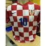 Camisa Da Croacia 2014