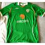 Camisa Irlanda 2006 Umbro Numerada Oficial