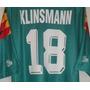 Raridade - Camisa Alemanha 1994 Adidas - #18 Klinsmann