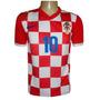 Camisa Seleção Croacia + Frete Grátis