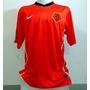 Camisa Nike Holanda Home Copa Do Mundo 2010 - Pronta Entrega
