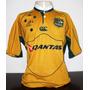 Camisa Seleção Australia De Rugby Wallabies Canterbury Ggg