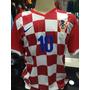 Camisa Da Croacia