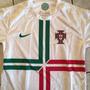 Camisa Portugal Branca 2015