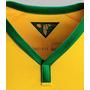 Camiseta Brasil Copa Do Mundo 2014 (amarela) - Original!!!