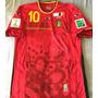 Camisa Bélgica Copa Do Mundo 2014 Autografada Todos