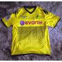 Camisa Borussia - Usada Em Jogo E Autografada Pelo Elenco