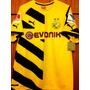 Camisa Do Borussia Dortmund Supercopa Da Alemanha Reus