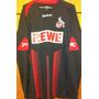 Camisa Do Colonia Da Alemanha 2009 Podolski Mangas Longas
