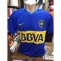 Camisa Do Boca Juniors Azul