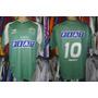 Goiás 2001 Camisa Titular Tamanho G Número 10.