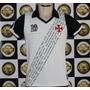 Camiseta C R Vasco Da Gama Mod. I - Roberto Dinamite Tam. P