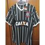 Camisa Corinthians Preta 13-14 Nova Na Embalagem!!! Tam G
